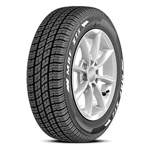 MRF ZTX 185/70 R14 88H Tubeless car tyre-Automotive Parts and Accessories-MRF-Helmetdon