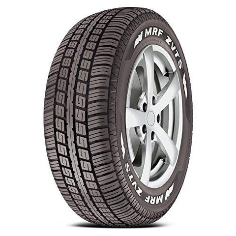 MRF ZVTS 155/80 R13 79T Tubeless Car Tyre-Automotive Parts and Accessories-MRF-Helmetdon