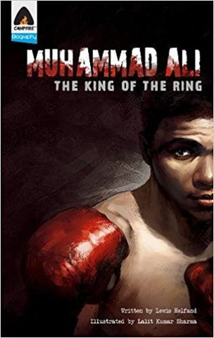 Muhammad Ali: The King of the Ring: A Graphic Novel (Campfire Graphic Novels)-Books-TBHPD-Helmetdon