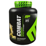Muscle Pharm Combat Powder, Vanilla, 4-Pounds-Health and Beauty-MusclePharm-Helmetdon