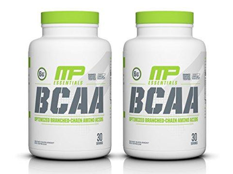 MusclePharm BCAA 240 Ct. 2 Pack-Health and Beauty-MUSCLEPHARM-Helmetdon
