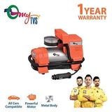 myTVS TI-4 Car Metallic Heavy Duty Tyre Inflator 2 Years Warranty-Automotive Parts and Accessories-myTVS-Helmetdon