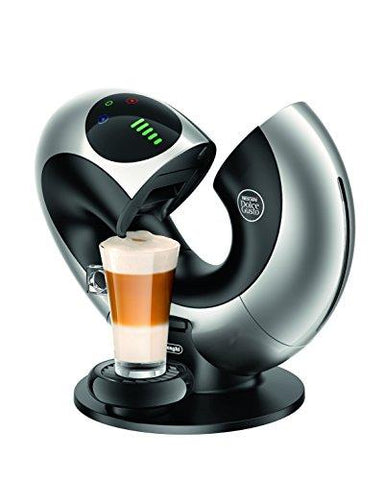 NESCAFÉ Dolce Gusto by De'Longhi Eclipse Touch Edg736S Pod Coffee Machine - Silver-Kitchen-Nescafe-Helmetdon