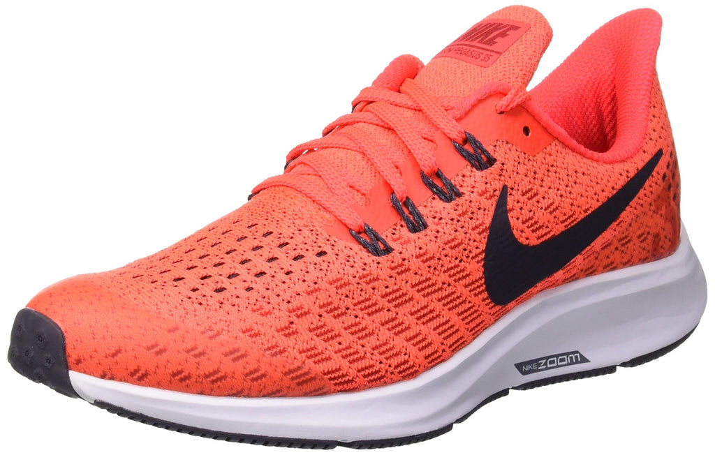 on sale d356f 66697 Nike Boy's AIR Zoom Pegasus 35 (GS) Running Shoes