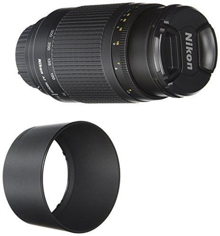 Nikon AF 70-300 mm f/4-5.6G Telephoto Zoom Lens for Nikon DSLR Camera-CE-Nikon-Helmetdon