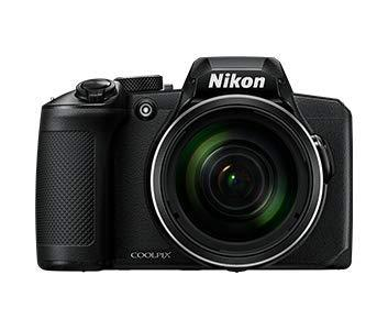 Nikon Coolpix B600 16.0 MP Point-and-Shoot Digital Camera with 60x Optical Zoom (Black)-CE-Nikon-Helmetdon