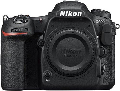 NIKON D 500 Body with 64 GB (Class 10) SD Card-CE-Nikon-Helmetdon