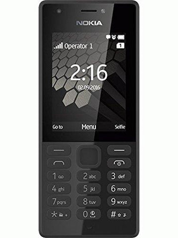 Nokia 216 (Black)-Mobile Phones-Nokia-Helmetdon