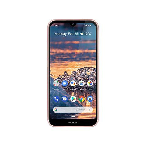 Nokia 4.2 (Pink Sand, 3GB RAM, 32GB Storage)-Wireless-Nokia-Helmetdon