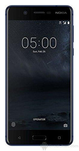 Nokia 5 Display of 5.2 Inch with sculpted Corning Gorilla Glass-NOKIA-Helmetdon