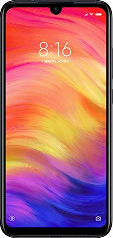 Note 7 Pro (Space Black, 64GB, 4GB RAM)-Wireless-Generic-Helmetdon