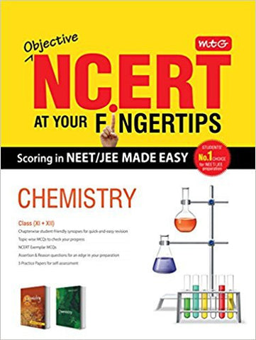 Objective NCERT at Your Fingertips for NEET-JEE MADE EASY - Chemistry-Books-TBHPD-Helmetdon