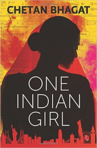 One Indian Girl-Books-UBSPD-Helmetdon