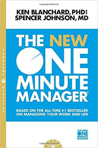 One Minute Manage: Increase Productivity, Profits and your Own Prosperity (The One Minute Manager)-Books-TBHPD-Helmetdon