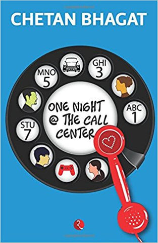 One Night @ The Call Centre-Books-TBHPD-Helmetdon