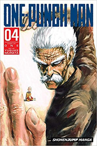 One-Punch Man - Vol. 4-Books-TBHPD-Helmetdon