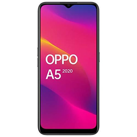 OPPO A5 2020 (Mirror Black, 3GB RAM, 64GB Storage)-Wireless-Oppo-Helmetdon