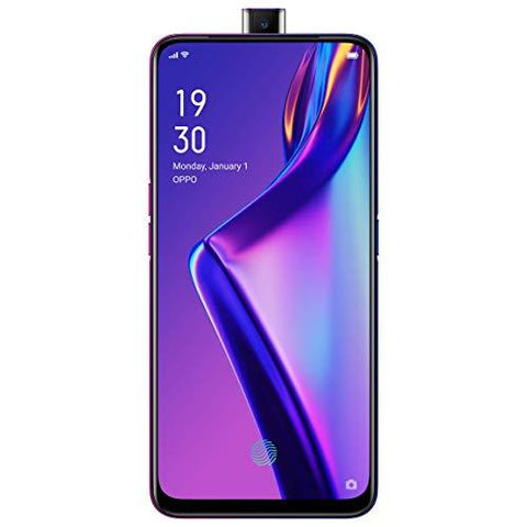 OPPO K3 (Aurora Blue, 6GB RAM, 64GB Storage)-Wireless-Oppo-Helmetdon