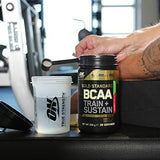 Optimum Nutrition Gold Standard BCAA Cola Powder -266 g-Health and Beauty-Optimum Nutrition-Helmetdon