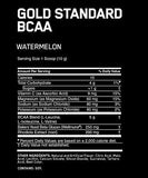 Optimum Nutrition Gold Standard BCAA, Watermelon, 280 Gram-Health and Beauty-Optimum Nutrition-Helmetdon