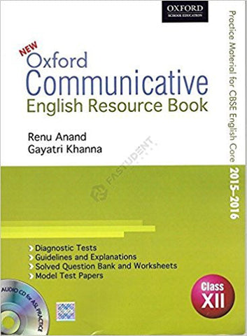 Oxford Communicative English Resource Book Class-12-Books-TBHPD-Helmetdon