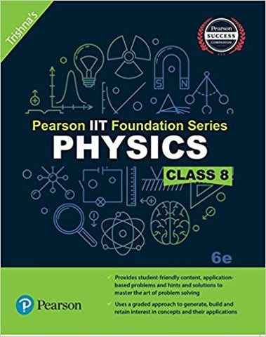 Pearson IIT Foundation Physics Class 8-Books-TBHPD-Helmetdon