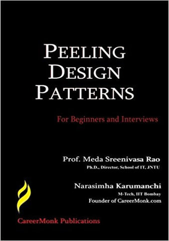 Peeling Design Patterns: For Beginners and Interviews-Books-TBHPD-Helmetdon