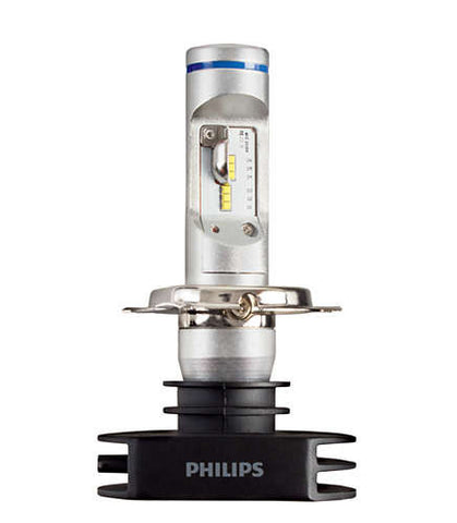 Philips H4 X Treme Ultinon 12953BWX2 LED Car Lamp Bulbs Philips Helmetdon