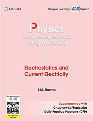 Physics for Joint Entrance Examination JEE (Advanced): Electrostatics and Current Electricity-Books-TBHPD-Helmetdon