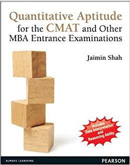 Quantitative Aptitude for the Cmat and Other MBA Entrance Examinations-Book-Pearson Education-Helmetdon