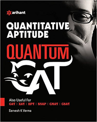 Quantitative Aptitude Quantum CAT Common Admission Tests for Admission into IIMs-Books-TBHPD-Helmetdon
