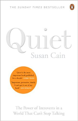 Quiet: The power of introverts in a world that can't stop talking-Books-TBHPD-Helmetdon