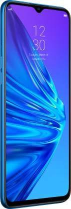 Realme 5 4gb 64gb (Crystal Blue)-Wireless-realme-Helmetdon