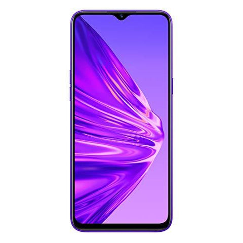 Realme 5 4gb 64gb (Crystal Purple)-Wireless-realme-Helmetdon