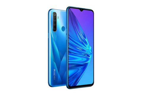 Realme 5 (Crystal Blue, 32 GB) (3 GB RAM)-Wireless-realme-Helmetdon