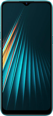 Realme 5i (Aqua Blue, 4GB RAM, 64GB Storage)-Wireless-realme-Helmetdon