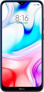 Redmi 8 Smart Phone-Wireless-Redmi-Onyx Black-Helmetdon