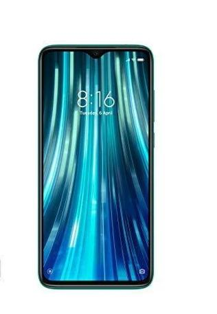 Redmi Note 8 Pro (Gamma Green, 8GB RAM, 128GB Storage)-Mobile Phone-Redmi-Helmetdon
