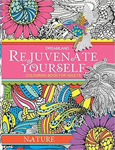 Rejuvenate Yourself: Nature - Vol. 1: Volume 1-Books-TBHPD-Helmetdon