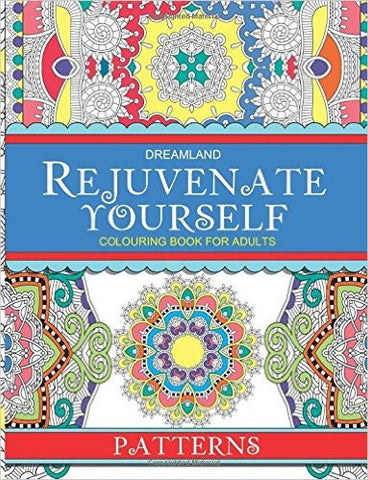 Rejuvenate Yourself - Patterns: Volume 2-Books-TBHPD-Helmetdon