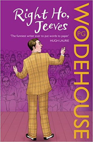 Right Ho, Jeeves: (Jeeves & Wooster)-Books-TBHPD-Helmetdon
