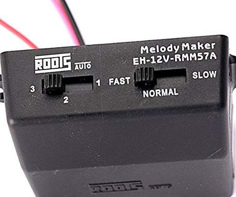 Melody Maker Circuit Diagram.Roots Rmm57a Melody Maker 7 In 1 Electric Horn Black