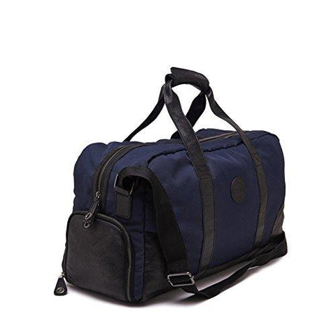 Royal Enfield RLCBGF000003 BGS16002 Duffle Bag (Navy, Large)-Royal Enfield-Helmetdon