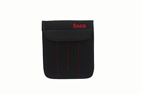 Saco Shockproof External Usb Cd Dvd Writer Blu-Ray & External Hard Drive Non Neoprene Protective Storage Carrying Sleeve Case Pouch Bag-Personal Computer-Saco-Helmetdon