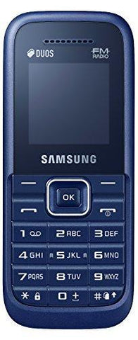 Samsung Guru FM Plus (SM-B110E/D, Dark blue)-Wireless-Samsung-Helmetdon