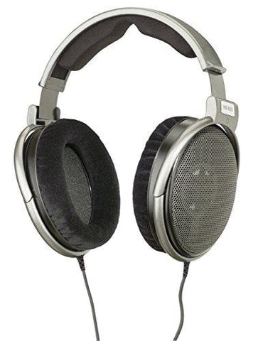 Sennheiser HD 650 Over-Ear Headphone (Silver)-CE-Sennheiser-Helmetdon