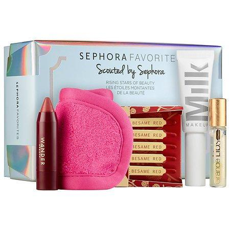 Sephora Favorites Scouted By Sephora makeup 5pc brand sampler set-Beauty-Sephora-Helmetdon