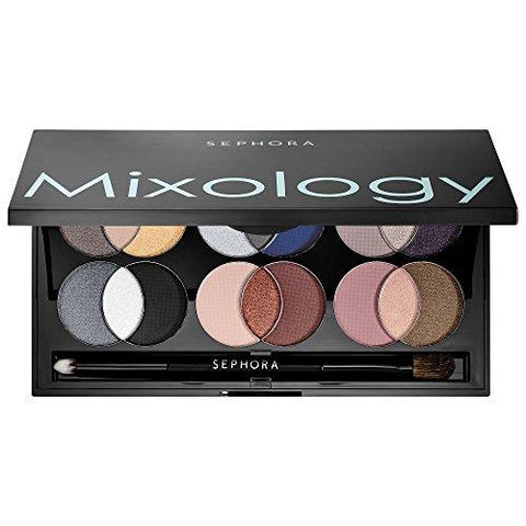 ShopUSAIndia SEPHORA COLLECTION Mixology Eyeshadow Palette - COLOR: Hot & Spicy - Standard size-Health and Beauty-Unknown-Helmetdon