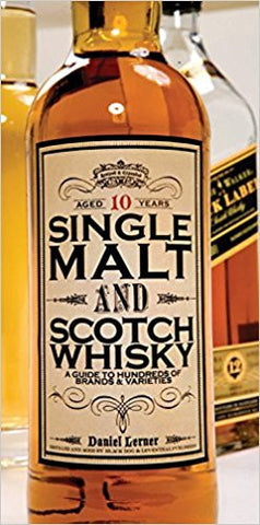 Single Malt And Scotch Whisky: A Guide to Hundreds of Brands and Varieties-Books-TBHPD-Helmetdon