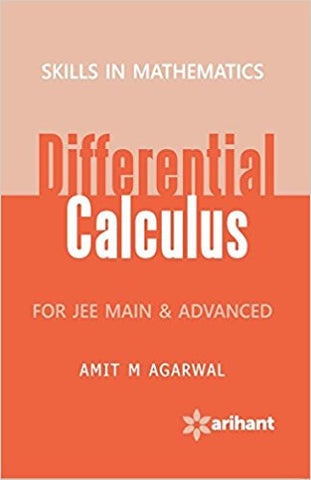 Skills In Mathematics - DIFFERENTIAL CALCULUS for JEE Main & Advanced-Books-TBHPD-Helmetdon